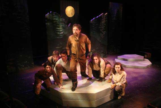Theater IV Story of Jamestown